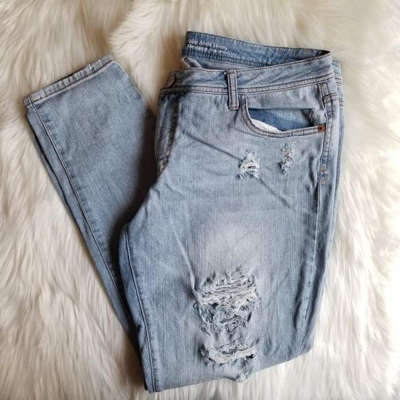 Mossimo Supply Co. Denim - Mossimo Slim Ankle Skinny Jeans